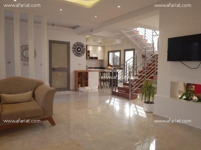 Annonce sur Affariat Tunisie pour: Villa MANESSA (Réf: V1129)