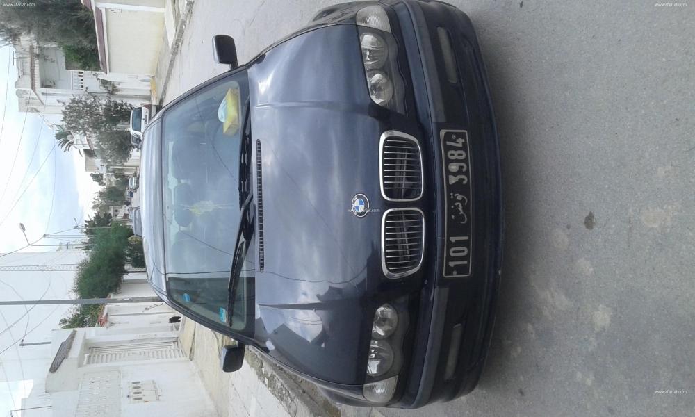 Annonce sur Affariat Tunisie pour: BMW E46 316i moteur M43