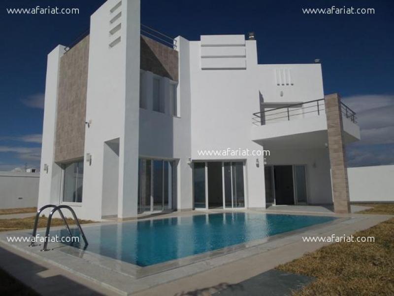 Villa le navire afariat tayara for Annonce maison tunisie