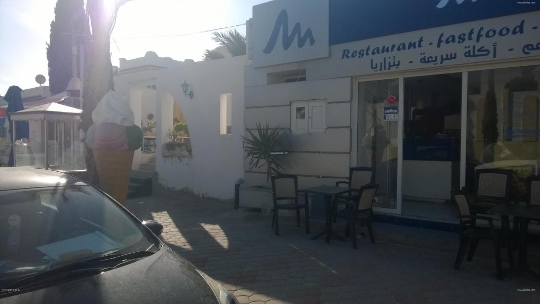 Annonce sur Affariat Tunisie pour: pizzeria gela Teri restaurant