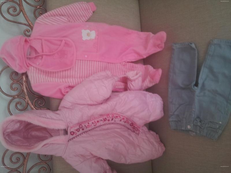 Annonce sur Affariat Tunisie pour: combinaison chaud bébé fille jamais porté