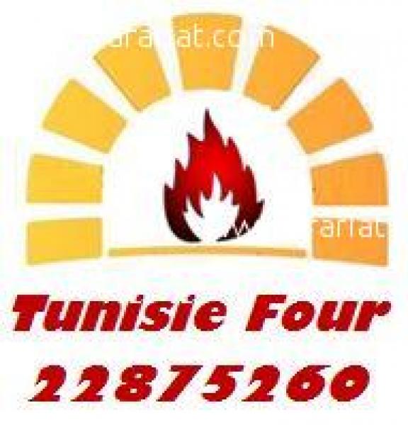 Annonce sur Affariat Tunisie pour: Four pizza à bois et à gaz pour resto et pizzeria