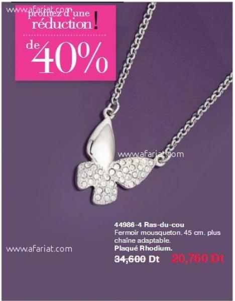 Annonce sur Affariat Tunisie pour: Bijoux opportunité avec réduction fin d'année