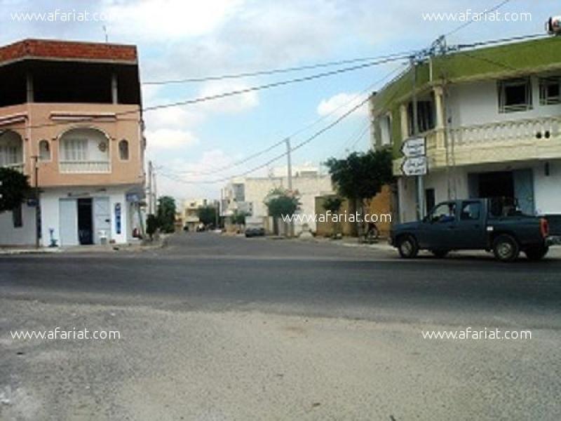 Annonce sur Affariat Tunisie pour: Terrain Lotissé Ouerdanine Monastir