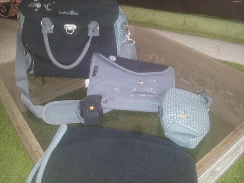 Annonce sur Affariat Tunisie pour: sac à langer (baby moov)
