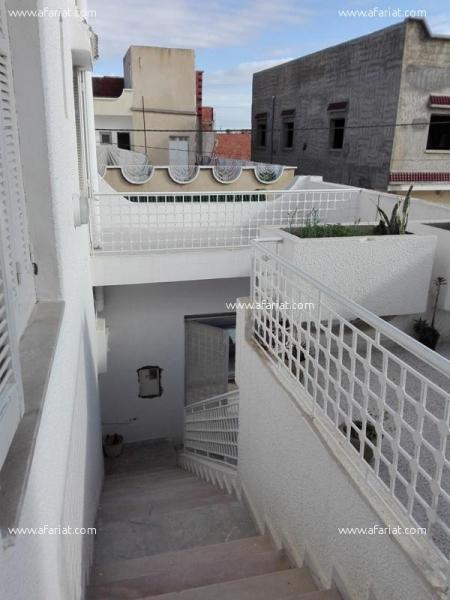 Annonce sur Affariat Tunisie pour: Une Villa bien placé à kairouan